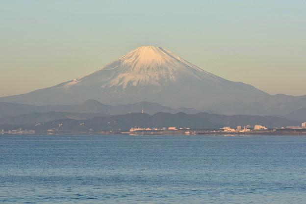 Photos: 新春の富士山