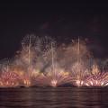 写真: シーサイドももち花火ファンタジア 9