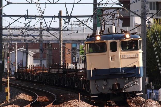 EF651115号機