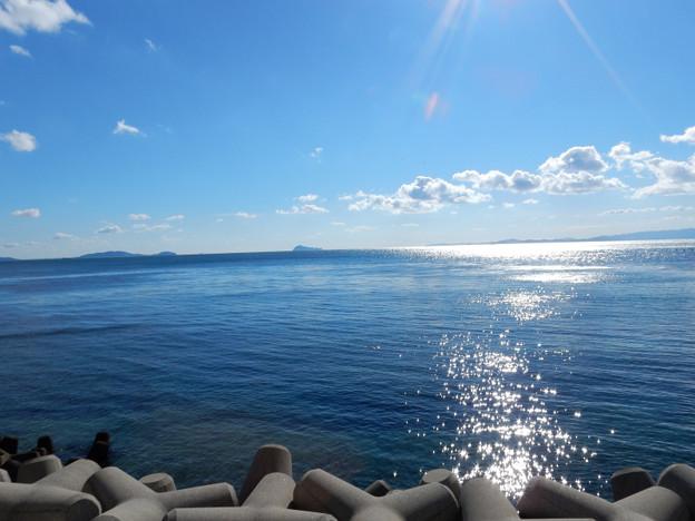 写真: DSCN0325 いい海だあ