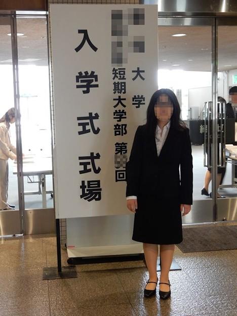 写真: DSCN0499 入学式
