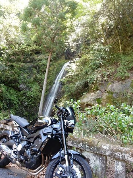 写真: 今日も滝2