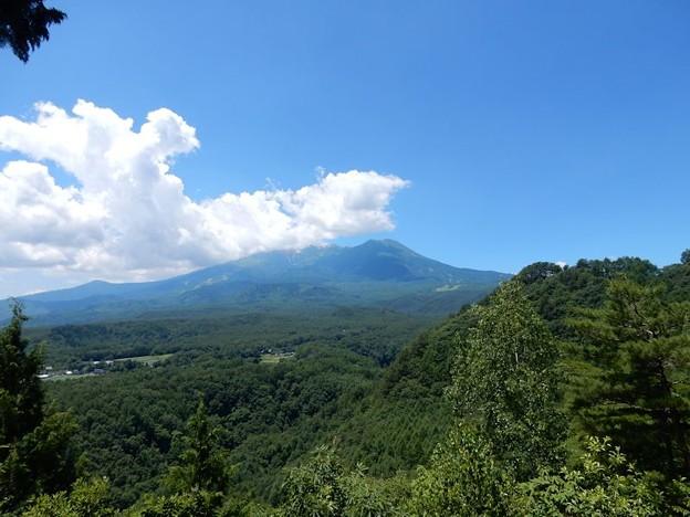 御嶽山 九蔵峠 (1)