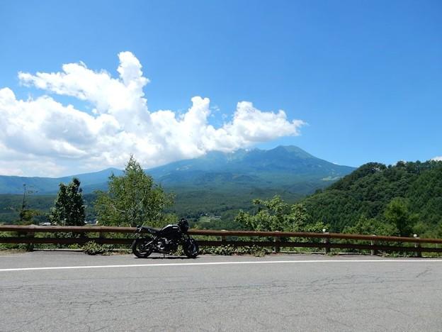 写真: 御嶽山 九蔵峠 (3)