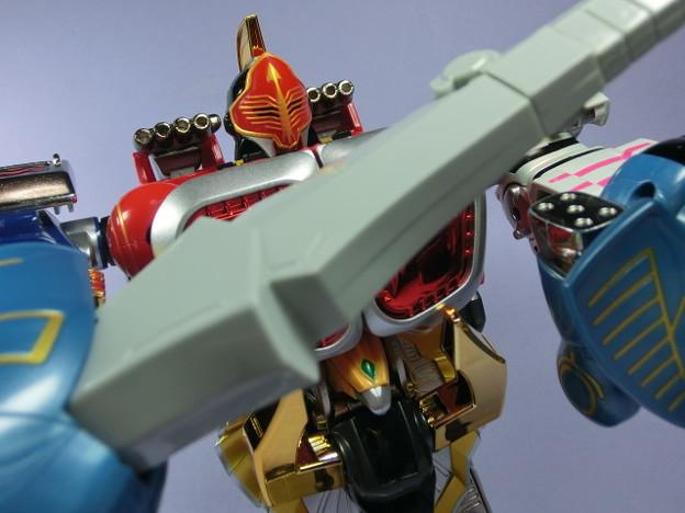 Toy-07 ガオコングとガオエレファントで遊んでみた