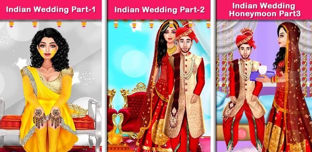 Indian Wedding Games Series
