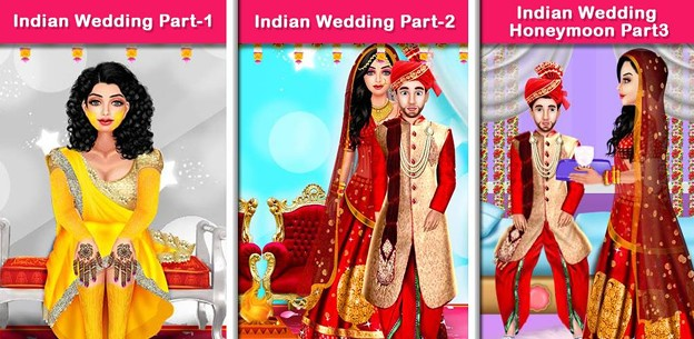 Indian Wedding Games Series