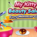 Photos: My Kitty Beauty Salon Furry Makeover Game