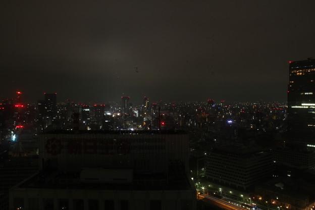 窓からの景色(4月30日から5月1日のインターバル撮影)4 5月1日