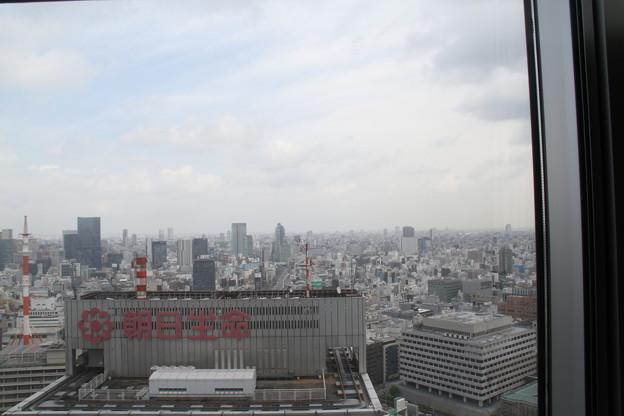 窓からの景色 1 5月1日
