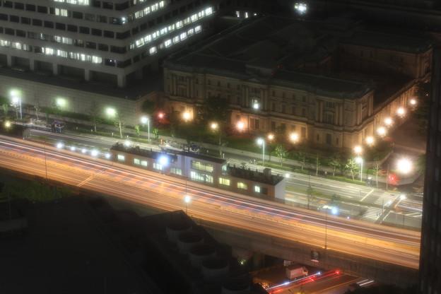 窓からの景色 6 5月1日 プロ ソフトン-A使用