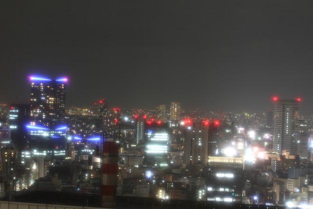 窓からの景色 8 5月1日 プロ ソフトン-A使用