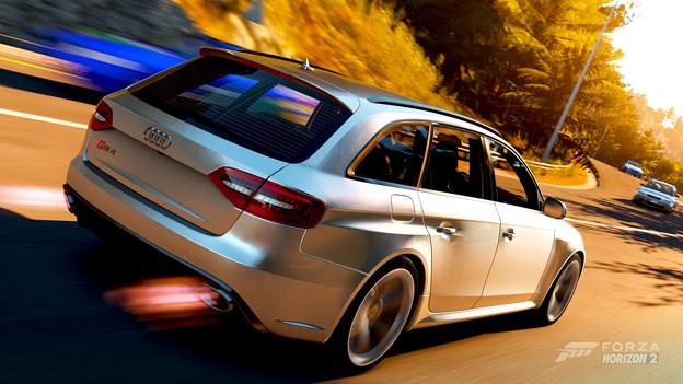 2013 Audi RS4 Avant #ForzaHorizon2