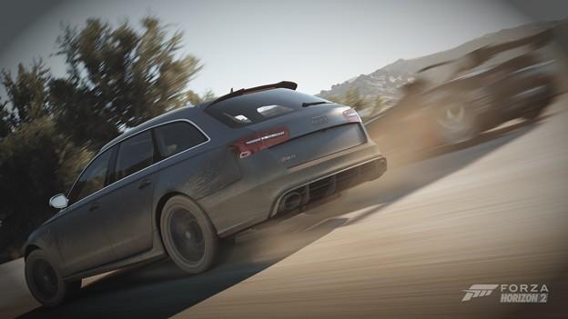 2015 Audi RS6 Avant #ForzaHorizon2