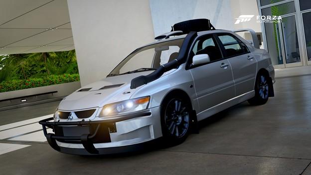 2006 Mitsubishi Lancer Evolution IX MR -1- #Forza6
