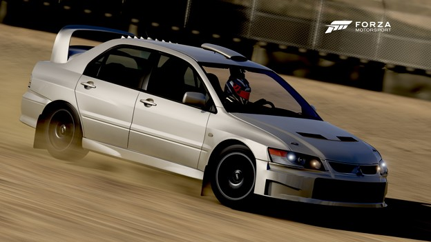 2006 Mitsubishi Lancer Evolution IX MR -2- #Forza6