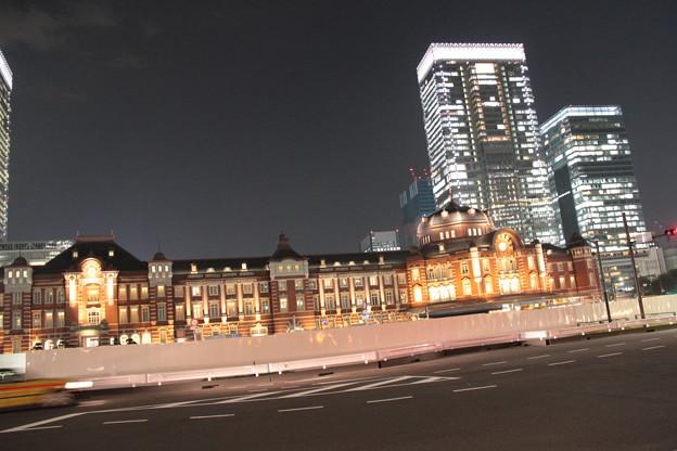 東京駅 夜景 1