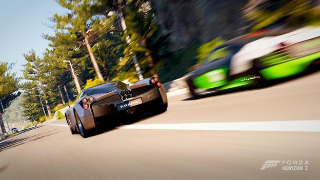 2012 Pagani Huayra #ForzaHorizon2