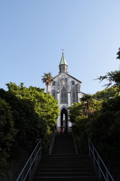 059 4月30日 長崎市内 大浦天主堂