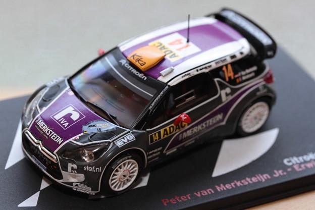 Citroen DS3 WRC 2011(シトロエン DS3 WRC 2011)1