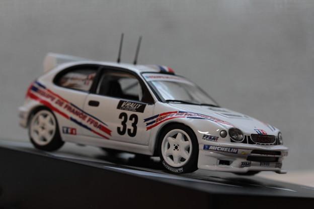 Toyota Corolla WRC 2000(トヨタ カローラ WRC 2000)1