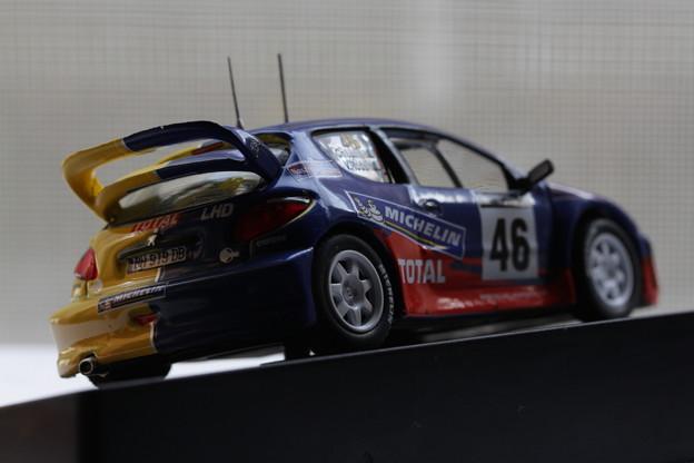 Peugeot 206 WRC 2002(プジョー 206 WRC 2002)2
