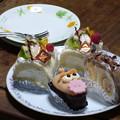 Photos: 地元のケーキ
