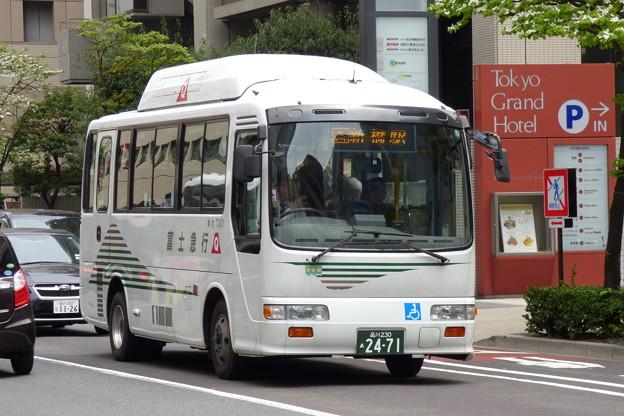 Photos: 日野・リエッセ?