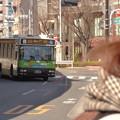Photos: 2018年春の『バス待ち風景』