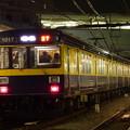 写真: 夜の『きになる電車』