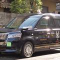 Photos: 瑞々しい陽射を浴びるタクシー