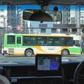 Photos: タクシーの車窓から…上富士前