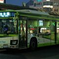 Photos: 夏の宵の国際興業バス