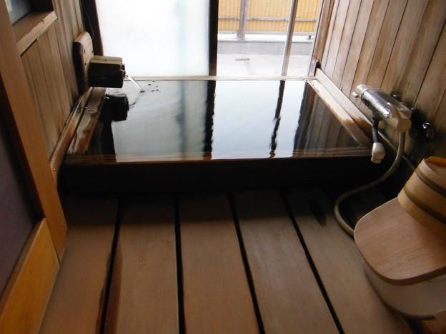 上山田ホテル・部屋付き風呂