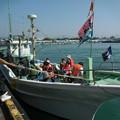 写真: 体験乗船