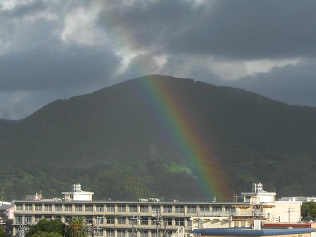 虹のしっぽ