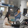 Photos: 街角コンサート