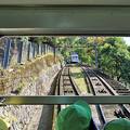 Photos: 叡山ケーブル ケーブル比叡→ケーブル八瀬
