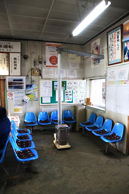 Photos: 津軽五所川原駅待合室