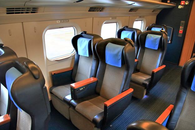 E-611型 座席