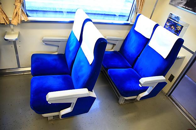 オハ 14 1 座席