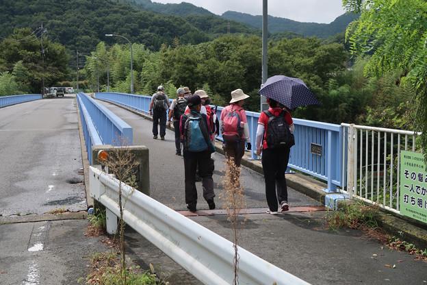 005 白鳥橋を渡る