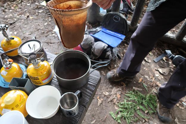 038 ネルドリップ・コーヒーを淹れる