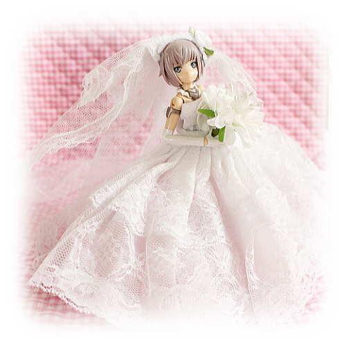 ウエディングドレス ボリューミーホワイト