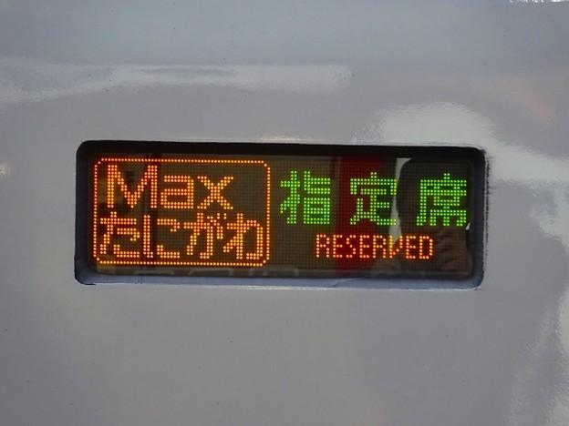 Maxたにがわ 指定席