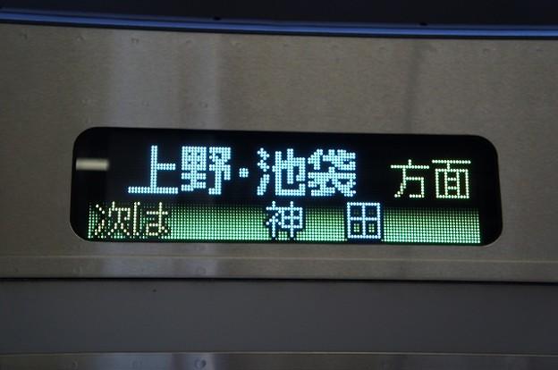 上野・池袋方面
