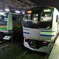 Photos: E217系×E233系3000番台