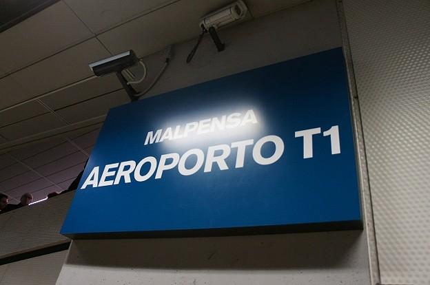 MALPENSA AEROPORTO T1