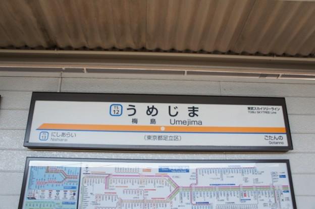 TS12 梅島