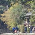 Photos: 渡月橋から最大ズーム